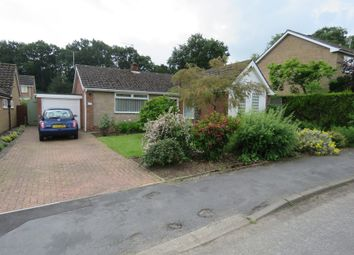 Thumbnail 3 bed detached bungalow for sale in St Edwards Drive, Sudbrooke