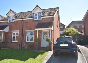 Thumbnail 2 bed semi-detached house for sale in Bramble Close, Killinghall Moor, Harrogate, North Yorkshire