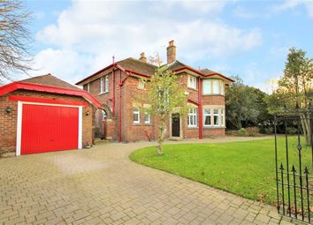 Thumbnail 4 bedroom detached house for sale in Hollinhurst Avenue, Penwortham, Preston