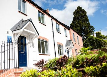 Thumbnail 3 bed terraced house for sale in The Lyneal, Plot 9, Kynaston Place, Ellesmere
