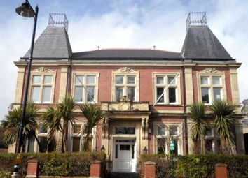 Thumbnail 2 bed flat to rent in Albert Road, Penarth