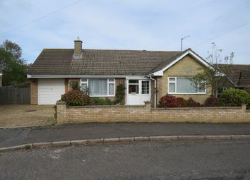 Thumbnail 2 bed detached bungalow for sale in St Peters Road, Oundle, Peterborough