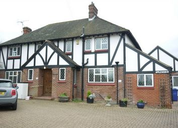Thumbnail 4 bed detached house to rent in High Road, Orsett, Grays, Essex