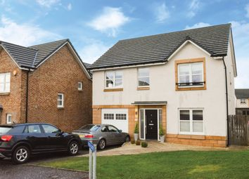 Thumbnail 4 bed detached house for sale in Taylor Court, Denny, Falkirk