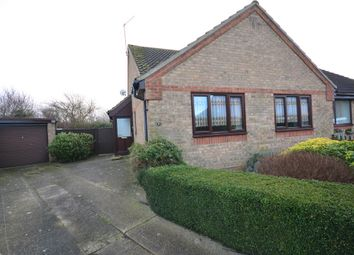 Thumbnail 2 bed semi-detached bungalow for sale in Planters Grove, Oulton Broad, Lowestoft