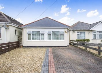 Thumbnail 2 bed detached bungalow for sale in Bascott Road, Bournemouth