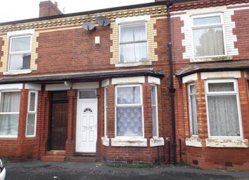 Thumbnail 2 bed terraced house for sale in Lowestoft Street, Followfield, Manchester, Uk