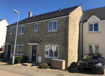 Thumbnail 3 bed terraced house for sale in Roche, St. Austell, Cornwall