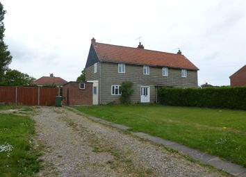 Thumbnail 3 bed semi-detached house to rent in Sutton Crescent, Freethorpe, Norwich
