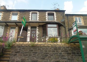 3 bed terraced house for sale in Stafford Road, Griffithstown, Pontypool NP4