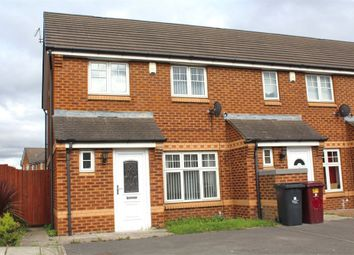 Thumbnail 3 bed end terrace house for sale in Torrington Drive, Halewood, Liverpool, Merseyside
