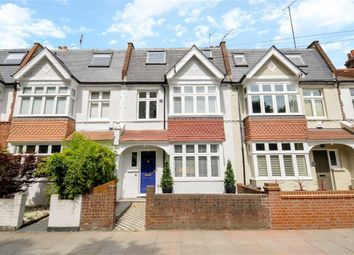 Thumbnail 4 bed property to rent in Clancarty Road, London