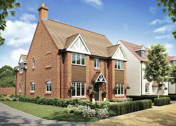 "Thumbnail 4 bed detached house for sale in ""The Maria"" at Gold Hill North, Chalfont St. Peter, Gerrards Cross"