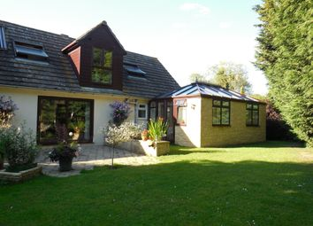 Thumbnail 4 bed detached bungalow for sale in London Road, Wheatley, Oxford