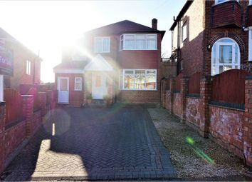 Thumbnail 3 bedroom detached house for sale in The Broadway, West Bromwich