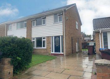 Thumbnail Semi-detached house for sale in Douglas Way, Shevington Park