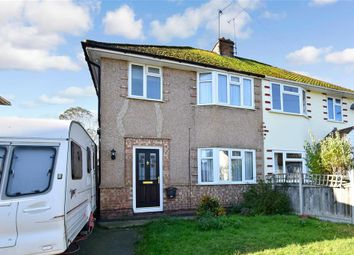 Thumbnail 3 bedroom semi-detached house for sale in Bell Lane, Ditton, Aylesford, Kent