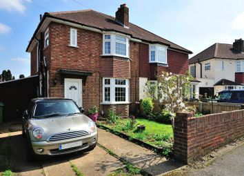 Thumbnail 3 bed property for sale in Berkeley Drive, West Molesey