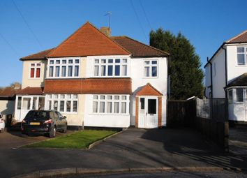 Thumbnail 3 bed semi-detached house for sale in June Close, Coulsdon