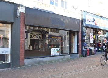 Thumbnail Retail premises to let in 75 Old Christchurch Road, Bournemouth