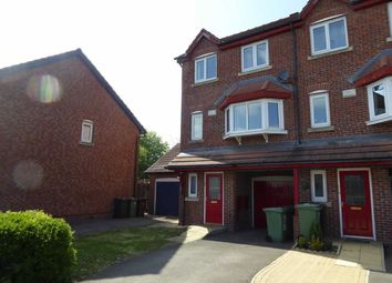 Thumbnail 3 bed town house for sale in Saxstead Rise, Wortley, Leeds, West Yorkshire