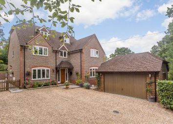 Thumbnail 6 bed detached house for sale in Fishers Lane, Cold Ash, Thatcham