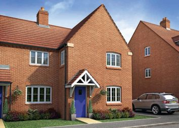 "Thumbnail 3 bed end terrace house for sale in ""Finchley"" at Halse Road, Brackley"