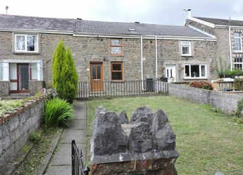 Thumbnail 3 bed cottage for sale in Ynysmeudwy Road, Pontardawe, Swansea