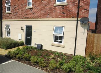 Thumbnail 2 bed flat to rent in Nina Carroll Way, Kettering