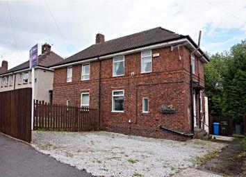 Thumbnail 2 bedroom semi-detached house for sale in Deerlands Mount, Sheffield