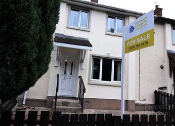 Thumbnail 3 bed terraced house for sale in Maralin Avenue, Lisburn