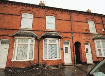 Thumbnail 3 bed terraced house to rent in Carlton Road, Small Heath, Birmingham