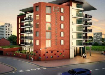 Thumbnail 3 bed flat for sale in Clarence Street, Leicester