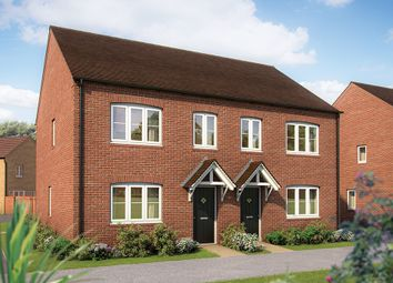 "Thumbnail 3 bed semi-detached house for sale in ""The Hazel"" at Sowthistle Drive, Hardwicke, Gloucester"