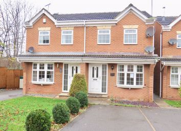 Thumbnail 3 bed semi-detached house for sale in Burnleys View, Methley, Leeds