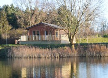 Thumbnail 2 bed lodge for sale in Tallington Road, Barholm, Stamford