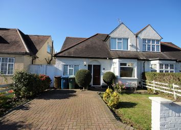 Thumbnail 4 bed semi-detached house to rent in The Glen, Village Way, Pinner, Middlesex