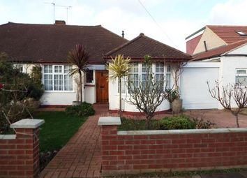 Thumbnail 2 bed bungalow for sale in Clayhall, Ilford, Essex