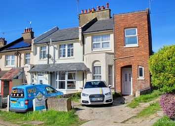 Thumbnail 4 bedroom end terrace house for sale in Adelaide Road, St. Leonards-On-Sea