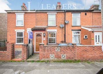 3 bed terraced house to rent in Woodville Road, Ipswich IP4