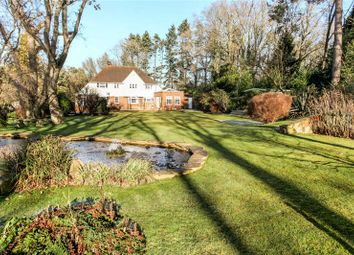 Thumbnail 4 bed detached house for sale in Off Hascombe Road, South Munstead, Godalming, Surrey