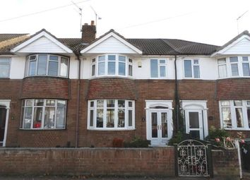 Thumbnail 3 bed terraced house for sale in Silverdale Close, Coventry, West Midlands