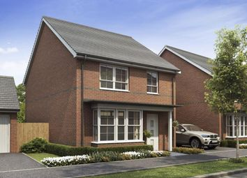 """Thumbnail 4 bedroom detached house for sale in """"Chesham"""" at Henry Lock Way, Littlehampton"""
