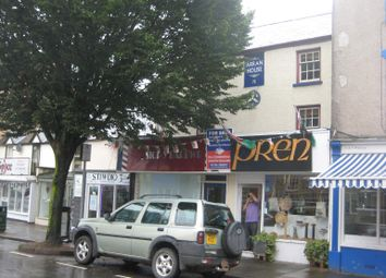 Thumbnail Commercial property for sale in 71, 73 And 75 High Street, Bala