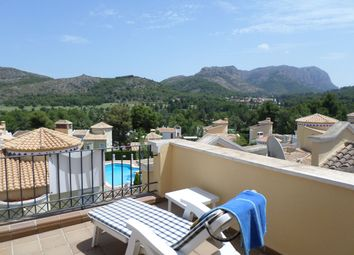 Thumbnail 3 bed town house for sale in La Sella Golf Resort, Alicante, Valencia, Spain