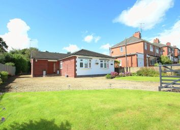 Thumbnail 4 bedroom detached bungalow for sale in Station Road, Biddulph, Stoke-On-Trent