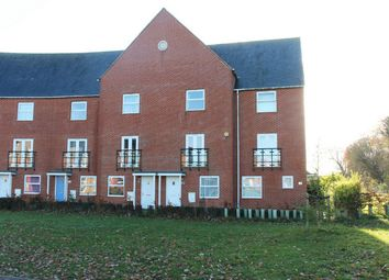 Thumbnail 4 bed terraced house for sale in Lancaster Gate, Upper Cambourne, Cambourne, Cambridge