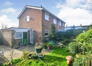 Thumbnail 2 bed semi-detached house for sale in Park View, Sturry, Canterbury, Kent