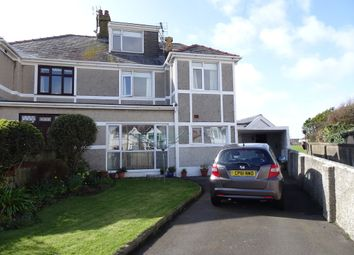 Thumbnail 4 bed semi-detached house for sale in Restways, Porthcawl