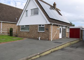 Thumbnail 3 bed detached house for sale in Bishops Walk, St. Asaph, Denbighshire